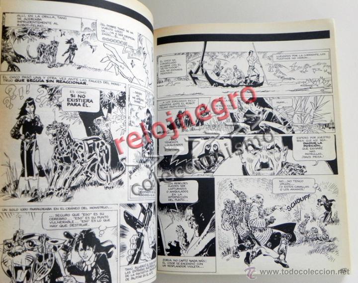 Cómics: LOTE DE CIMOC RETAPADO CON 5 COMICS - TOMO II PARA ADULTOS CÓMIC SEGRELLES FONT BERNET TRILLO COMICS - Foto 3 - 44648589