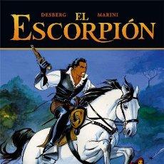 Cómics: CÓMICS. EL ESCORPIÓN 02. EL SECRETO DEL PAPA - DESBERG/ENRICO MARINI (CARTONÉ). Lote 225288340