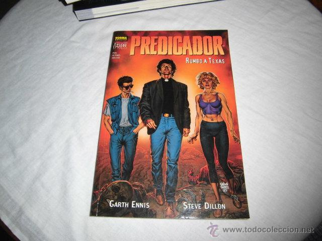VERTIGO NUMERO 146: PREDICADOR: RUMBO A TEXAS. (Tebeos y Comics - Norma - Comic USA)