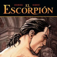 Cómics: CÓMICS. EL ESCORPIÓN 09. LA MÁSCARA DE LA VERDAD - DESBERG/ENRICO MARINI (CARTONÉ). Lote 225288160