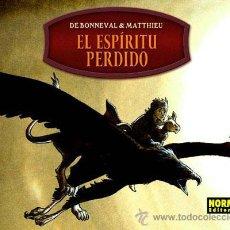Cómics: CÓMICS. EL ESPÍRITU PERDIDO - GWEN DE BONNEVAL/MATTHIEU BONHOMME (CARTONÉ). Lote 44672685