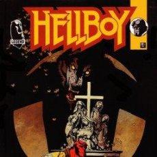 Comics: HELLBOY : LOS LOBOS DE SAN AUGUSTO ( MIKE MIGNOLA & JAMES SINCLAIR) . Lote 44728995