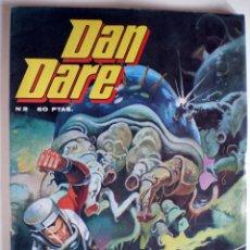 Cómics: COMIC CIENCIA FICCIÓN DAN DARE Nº 2 NUEVO 1979. Lote 44744856
