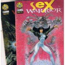 Cómics: SEX WARRIOR. NROS. 1 Y 2. (DE DOS). NORMA (RF.MA). Lote 44797542