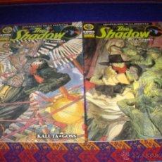 Cómics: THE SHADOW LA SOMBRA COMPLETA 2 NºS. ADAPTACIÓN DEL FILM. NORMA 1995. 225 PTS. BUEN ESTADO.. Lote 44821445