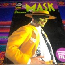 Cómics: MADE IN USA Nº 21. LA MÁSCARA MASK ADAPTACIÓN COMIC DEL FILM. NORMA 1995. PRESTIGIO EN BUEN ESTADO.. Lote 44821639