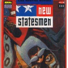Cómics: NEW STATESMEN. Nº 4 (DE 5). NORMA (C/A12). Lote 44828749