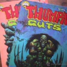 Cómics: THUMP´N GUTS Nº 1B Y 1C, NORMA, 1995. Lote 263628175