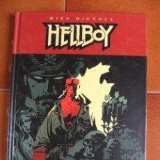 Cómics: HELLBOY DESPIERTA AL DEMONIO POR MIKE MIGNOLA NORMA EDITORIAL TAPA DURA. Lote 44921960