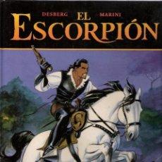 Cómics: EL ESCORPION 2 - EL SECRETO DEL PAPA - DESBERG & MARINI - NORMA. Lote 45025115