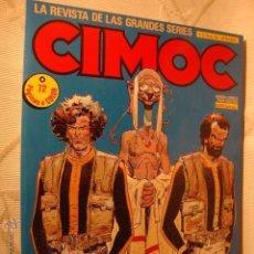 Cómics: FANTASIA CIMOC EXTRA DE VERANO CON Nº 28,29 Y 30 RECOPILATORIO DE REVISTAS ESPECIALIZADAS EN CÓMICS. Lote 45037885