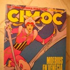 Cómics: CIMOC FANTASIA RETAPADO EXTRA Nº 11, (41,42,43) RECOPILATORIO DE REVISTAS ESPECIALIZADAS EN CÓMICS. Lote 45038805