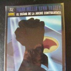 Cómics: EL SEÑOR DE LA NOCHE CONTRAATACA 3 NUMEROS COMPLETA. Lote 45090901