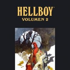 Cómics: CÓMICS. HELLBOY. EDICIÓN INTEGRAL VOL. 2 - MIKE MIGNOLA (CARTONÉ). Lote 165781622