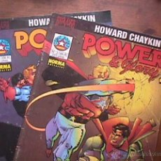Comics - Power and Glory nº 3 y 4 de 4, Norma, 994 - 45106468