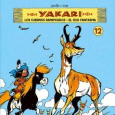 Cómics: CÓMICS. YAKARI VOL. 12 - JOB/DERIB (CARTONÉ). Lote 257323625