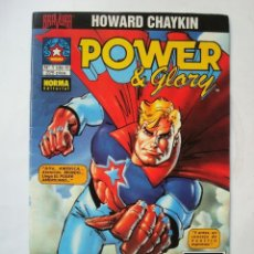 Comics - Power & Glory nº 1 (de 4) - Norma - 45179863