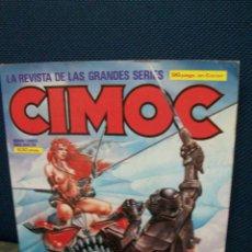 Cómics: CIMOC FANTASIA-TOMO 12-RECOPILATORIO DE LOS NUMEROS: 44,45,46-. Lote 45180399
