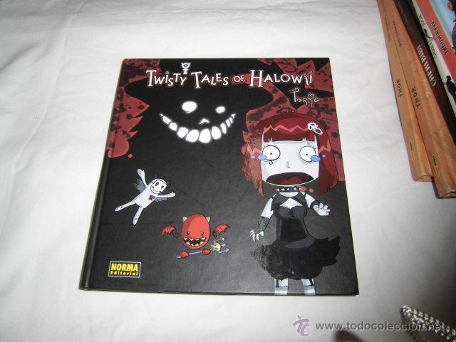 TWISTY TALES OF HALOWII TALES OF HALOWII.TORKE.EDIT.NORMA 2009.-1ª EDICION (Tebeos y Comics - Norma - Otros)
