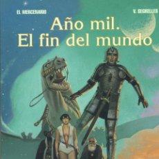 Cómics: EL MERCENARIO (COLECIÓN CIMOC EXTRA COLOR Nº132). VICENTE SEGRELLES. Lote 45284454