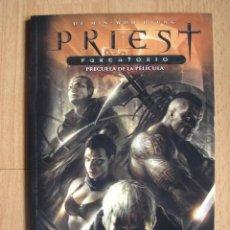 Cómics: PRIEST PURGATORIO 1 PRECUELA DE EL SICARIO DE DIOS - POSIBILIDAD DE ENTREGA EN MANO EN MADRID. Lote 45343186