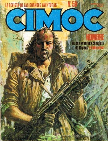 CIMOC N.59 (Tebeos y Comics - Norma - Cimoc)