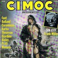 Cómics: CIMOC N.143. Lote 98490084