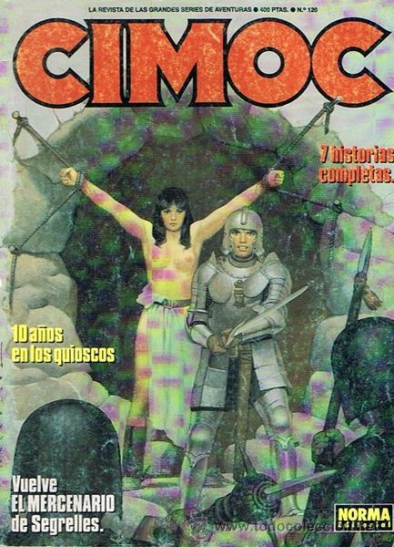 CIMOC N.120 (Tebeos y Comics - Norma - Cimoc)