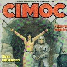 Cómics: CIMOC N.120 . Lote 45395920