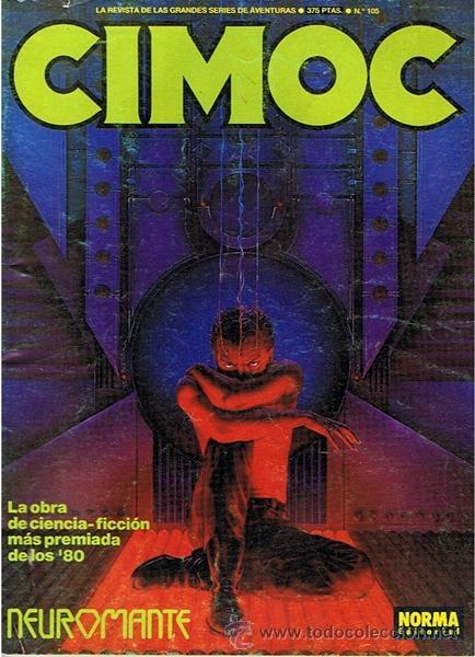 CIMOC N.105 (Tebeos y Comics - Norma - Cimoc)