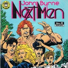 Cómics: NEXT MEN N.0 JOHN BYRNE . Lote 45397336