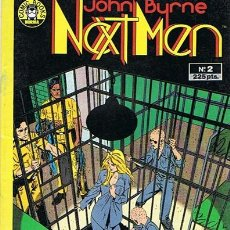 Cómics: NEXT MEN N.2 JOHN BYRNE . Lote 45397365