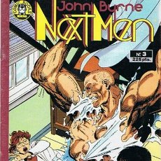 Cómics: NEXT MEN N.3 JOHN BYRNE . Lote 45397379