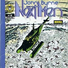 Cómics: NEXT MEN N.6 JOHN BYRNE. Lote 45397429