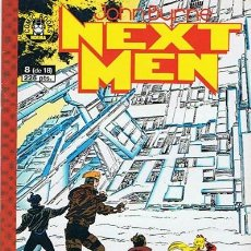 Cómics: NEXT MEN N. 8 ( DE 18) JOHN BYRNE . Lote 45397490