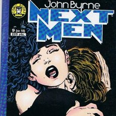 Cómics: NEXT MEN 9 (DE 18) JOHN BYRNE . Lote 45397505