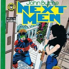 Cómics: NEXT MEN N.10 (DE 18) JOHN BYRNE . Lote 45397529