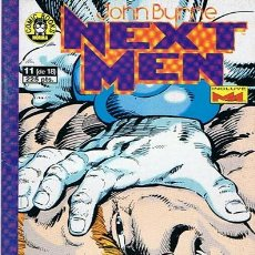 Cómics: NEXT MEN N.11 ( DE 18) JOHN BYRNE . Lote 45397539
