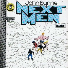 Cómics: NEXT MEN N.12 ( DE 18) JOHN BYRNE. Lote 45397543