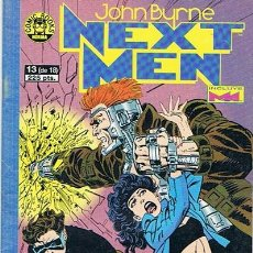 Cómics: NEXT MEN N.13 ( DE 18) JOHN BYRNE . Lote 45397546