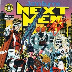 Cómics: NEXT MEN N.16 (DE 18) JOHN BYRNE . Lote 45397559