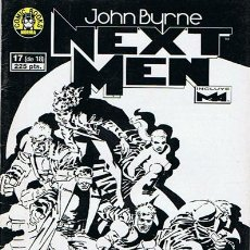Cómics: NEXT MEN N.17 ( DE 18) JOHN BYRNE . Lote 45397563