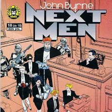 Cómics: NEXT MEN N.18 ( DE 18) JOHN BYRNE . Lote 45397565