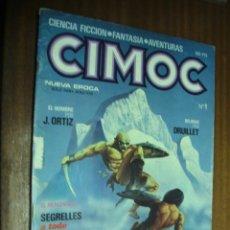 Cómics: CIMOC Nº 1 / NORMA EDITORIAL. Lote 45415913