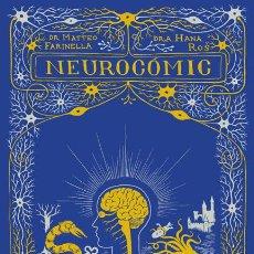 Cómics: CÓMICS. NEUROCÓMIC - DR. FARINELLA/DRA. ROŠ (CARTONÉ). Lote 179549537