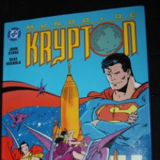 Comics - Superman: Mundo de Krypton (John Byrne & Mike Mignola ) - 45447552