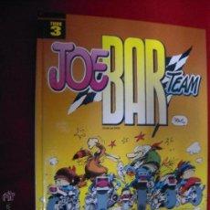 Cómics: JOE BAR TEAM 3 - DETEINDRE - CARTONE. Lote 45475398