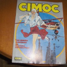 Cómics: CIMOC Nº 87 - NORMA (EL LABERINTO DEL DRAGÓN, TAXI, .....). Lote 45522653