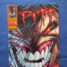 Cómics: PITT DE DALE KEOWN N.º 1 - NORMA EDITORIAL - AGOSTO 1998. Lote 45534438