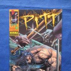 Cómics: PITT 1/2 FULL BLEED DE DALE KEOWN ¡DEMOLEDOR! - NORMA EDITORIAL - DICIEMBRE 1998. Lote 46415074